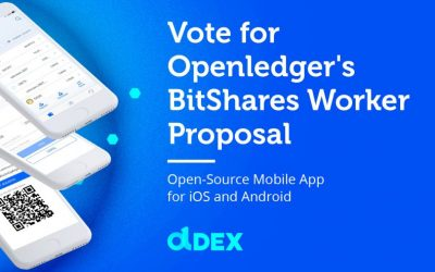 OpenLedger's BitShares Worker Proposal: Mobile Wallet Development