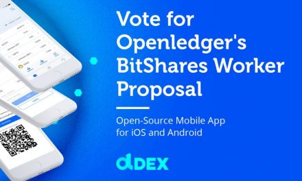 OpenLedger's BitShares Worker Proposal: Mobile Wallet Development