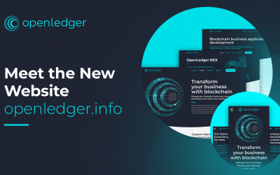 Meet the New Openledger.info Website