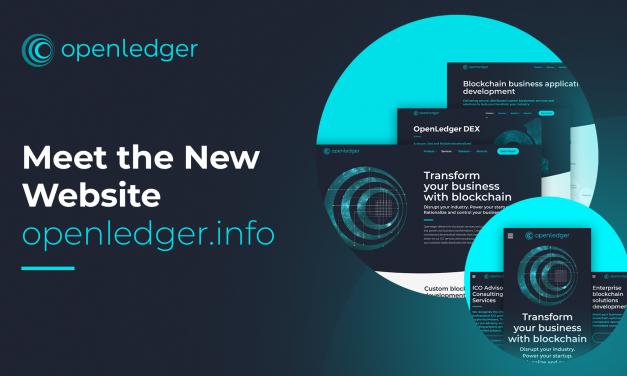 Meet the New Openledger.info Website