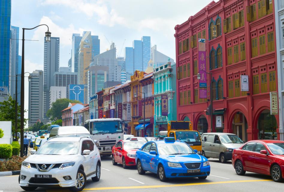 Singapore Ride-Sharing App to Pilot Blockchain Solution