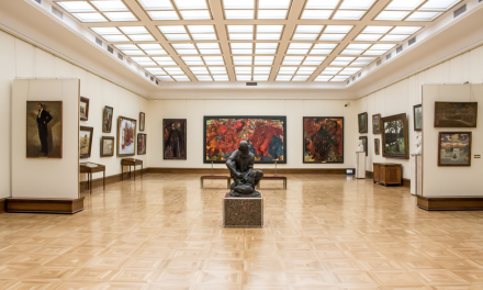 Major Russian Art Gallery Tretyakov Launches Own Blockchain Project