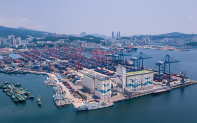 Korea Pilots Blockchain for Logistics Innovation in Country's Largest Port