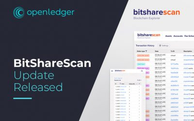 Meet New Version of The Block Explorer — BitShareScan 0.2