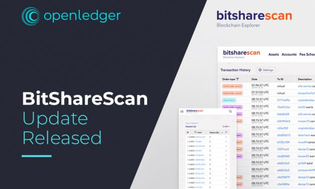 Meet New Version of The Block Explorer — BitShareScan 0.2