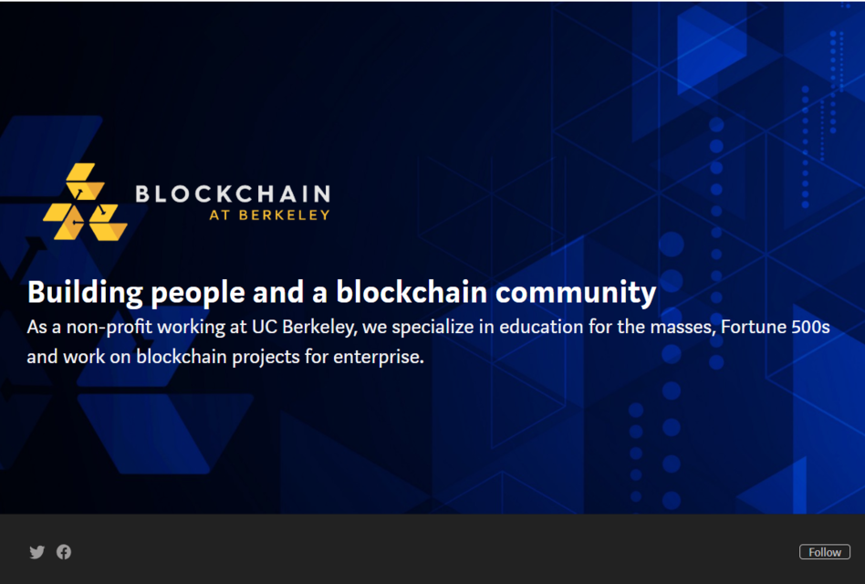 Blockchain at Berkeley - best blockchain blogs for executives