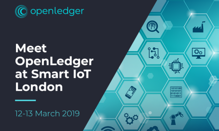 Meet OpenLedger at Smart IoT London