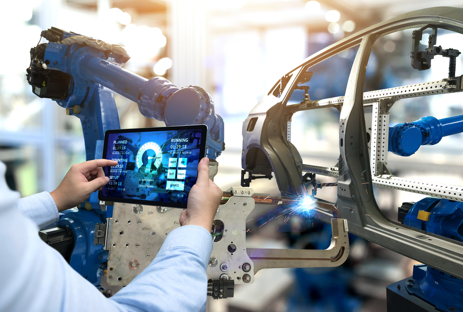 Changing the Automotive Industry with Blockchain