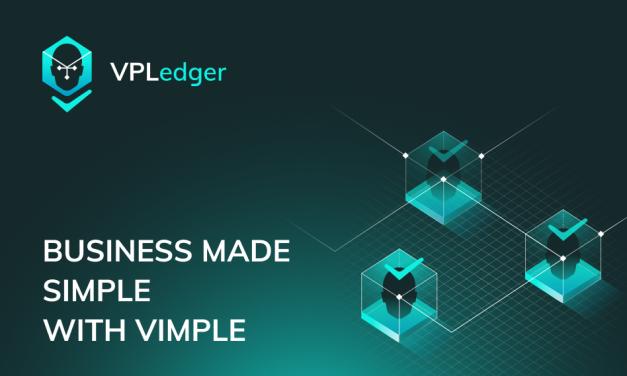 VPLedger: Veritas Persona Blockchain, KYC- and AML-Compliant