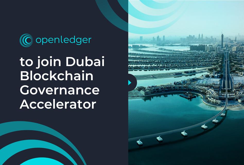 Dubai Future Foundation and World Economic Forum Launch a Blockchain Governance Accelerator in Dubai; OpenLedger to Participate