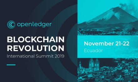 OpenLedger will Speak at Blockchain Revolution International Summit Ecuador 2019