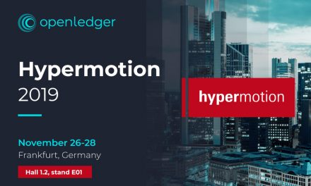 OpenLedger to Attend Hypermotion 2019
