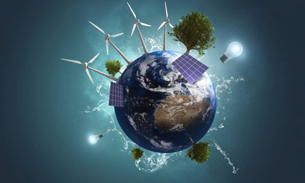 Blockchain in Energy and Environment: Serving for a Healthier Future