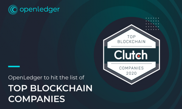 OpenLedger is Among Top Blockchain Development Firms in 2020!