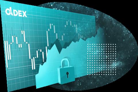 A secure decentralized trading platform
